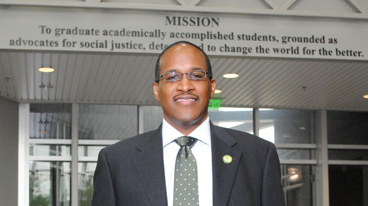Dillard University President Dr. Walter Kimbrough.