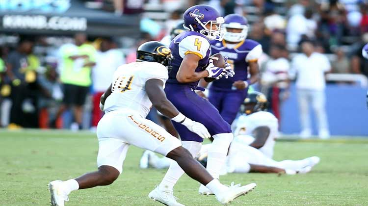 Prairie View A&M falls to Grambling State in the 2017 State Fair Classic.
