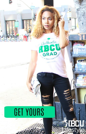 Proud HBCU Grad Shirt