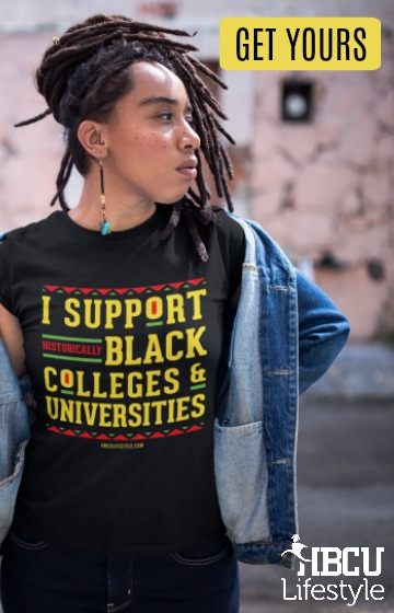 I Support Historically Black Colleges T-shirt