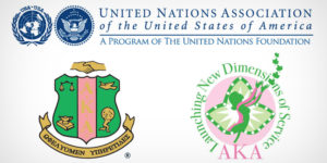 Alpha Kappa Alpha Partners with UNA-USA for Global Initiative