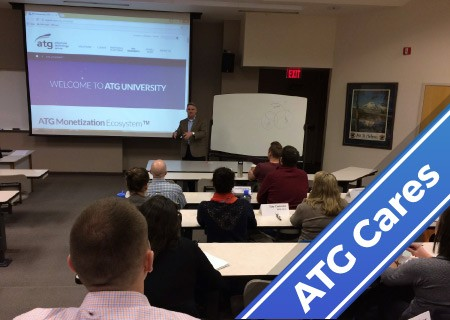 ATG Partners with University of Montana to Teach Salesforce Class