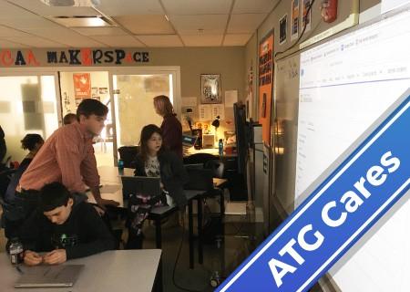 ATG Partners to Teach Students Saleforce's Lemonade Stand