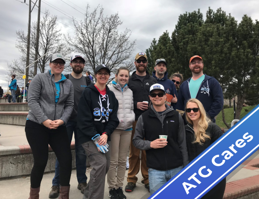 ATG Cares: 2018 Clark Fork River Cleanup
