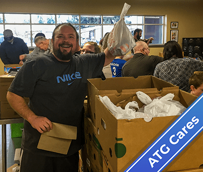 ATG Cares: ATGers Volunteer to Prevent Childhood Hunger