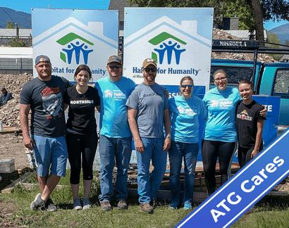 ATG Cares: ATGers Volunteer During National Women Build Week