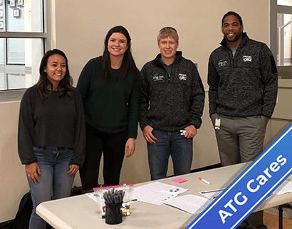 ATG Cares: ATGers Volunteer for Lights On Afterschool