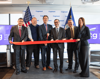 Cognizant ATG Missoula Solution Center Marks Official Opening