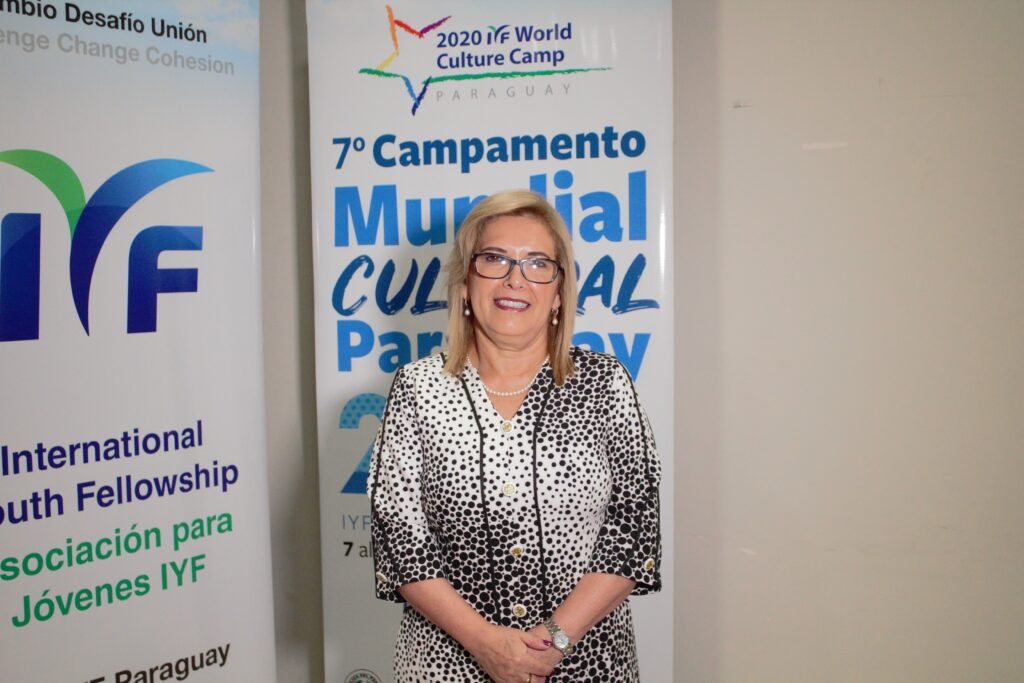 Senadora, Hermelinda Alvarenga