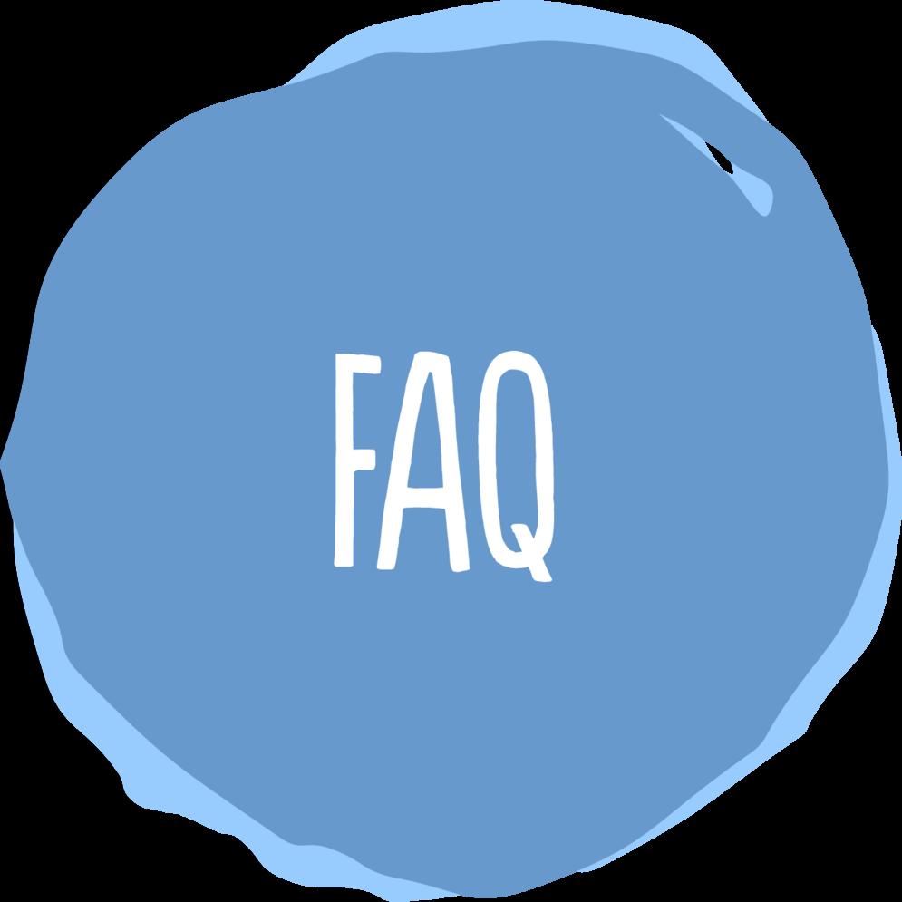 FAQ-Blue