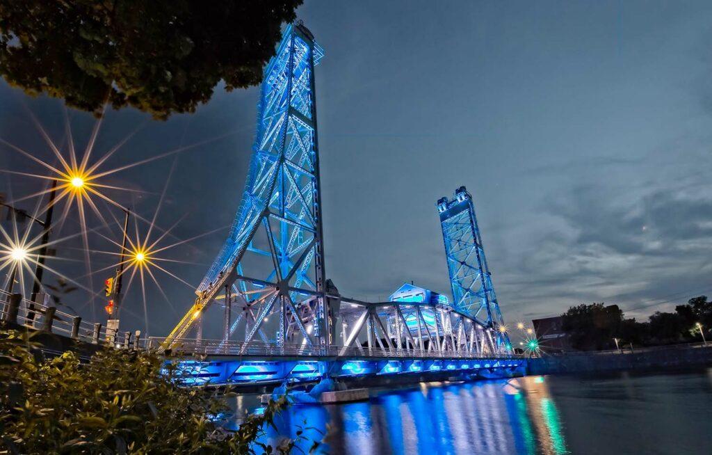 Bridge 13 Welland