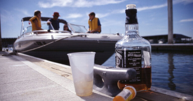 Boating Under the Influence of Alcohol