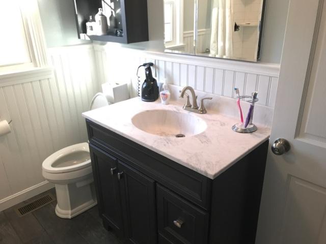 bathroom repair handyman services