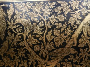 Thai art forms--dense and graceful at the same time.