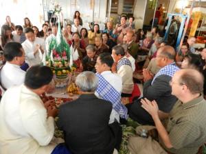 Laotian New Year in California.