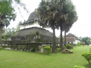 Wat Thakmo, Luang Prabang, Laos.
