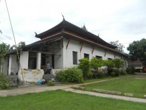 Wat Visoun, Luang Prabang, Laos.