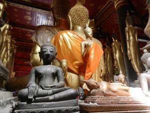 Wat Mai, Luang Prabang, Laos.