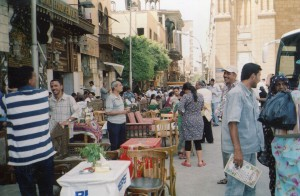 Cairo conviviality, Egypt