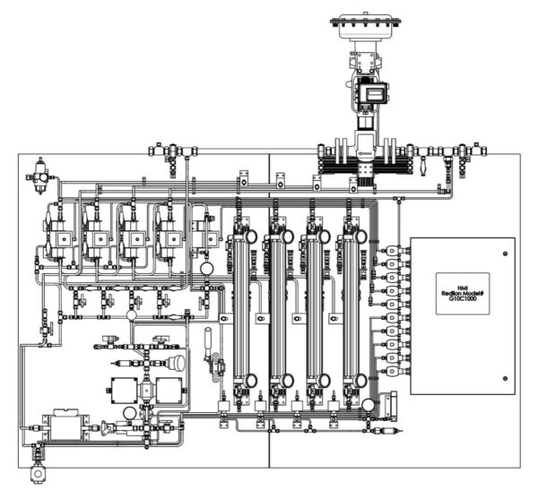 Automated Sampler Drawing
