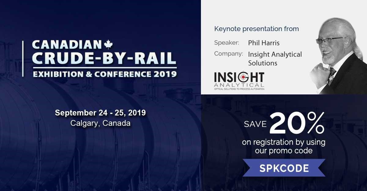 Canadian Crude by Rail: Exhibition and Conference @ Commonwealth Centre | Calgary | Alberta | Canada