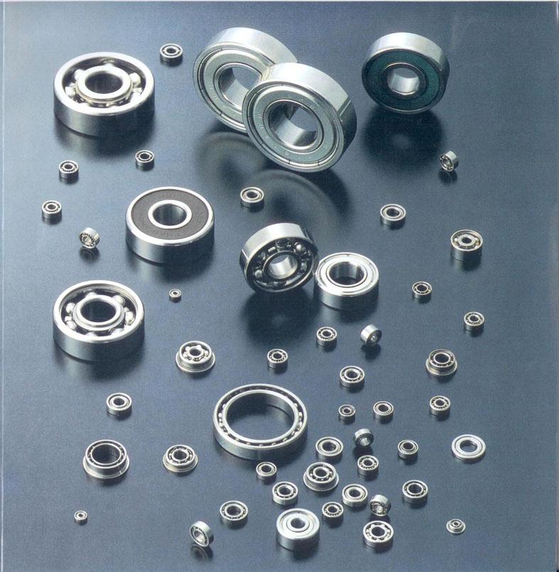 Miniature Bearings