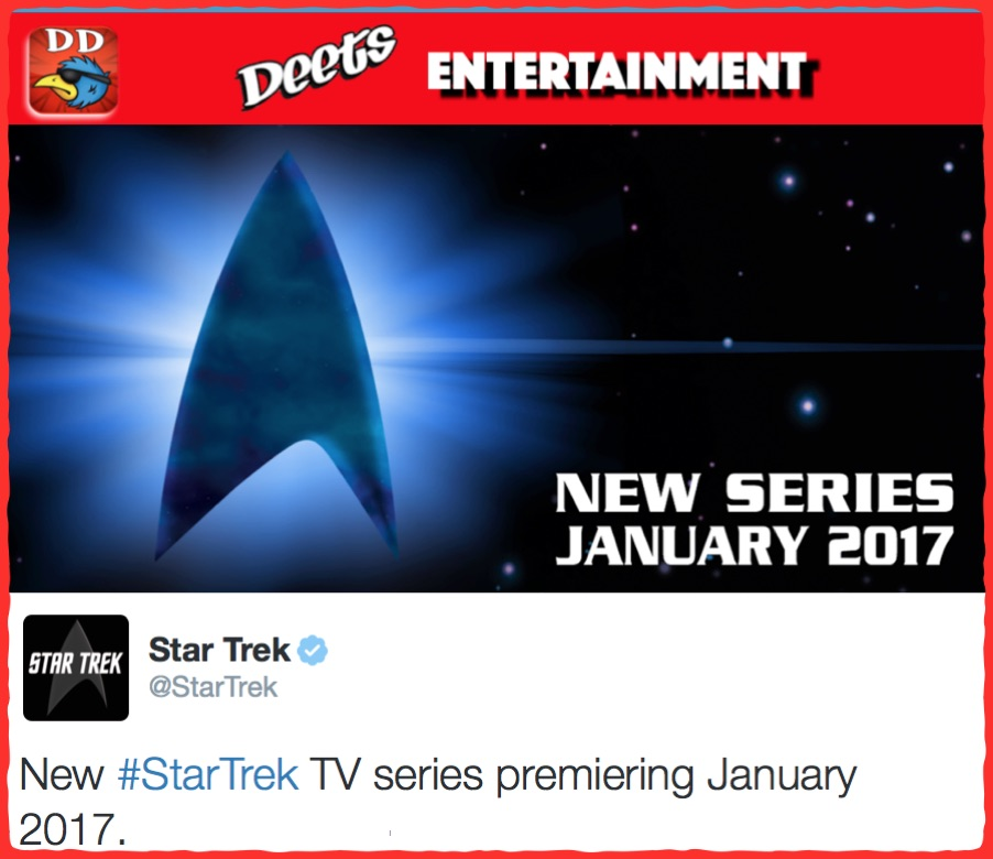 CBS Hopes To LLAP From Star Trek On SVOD – Daily Deets