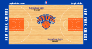 Knicks Court