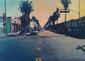 Abbot Kiney, Venice Beach, California