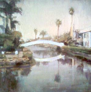 Vintage Venice Beach Canals, California