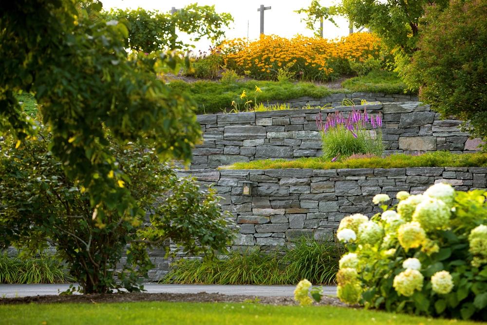 Granite-wall-Columbia-county