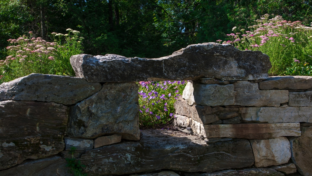 Stone-window-feature
