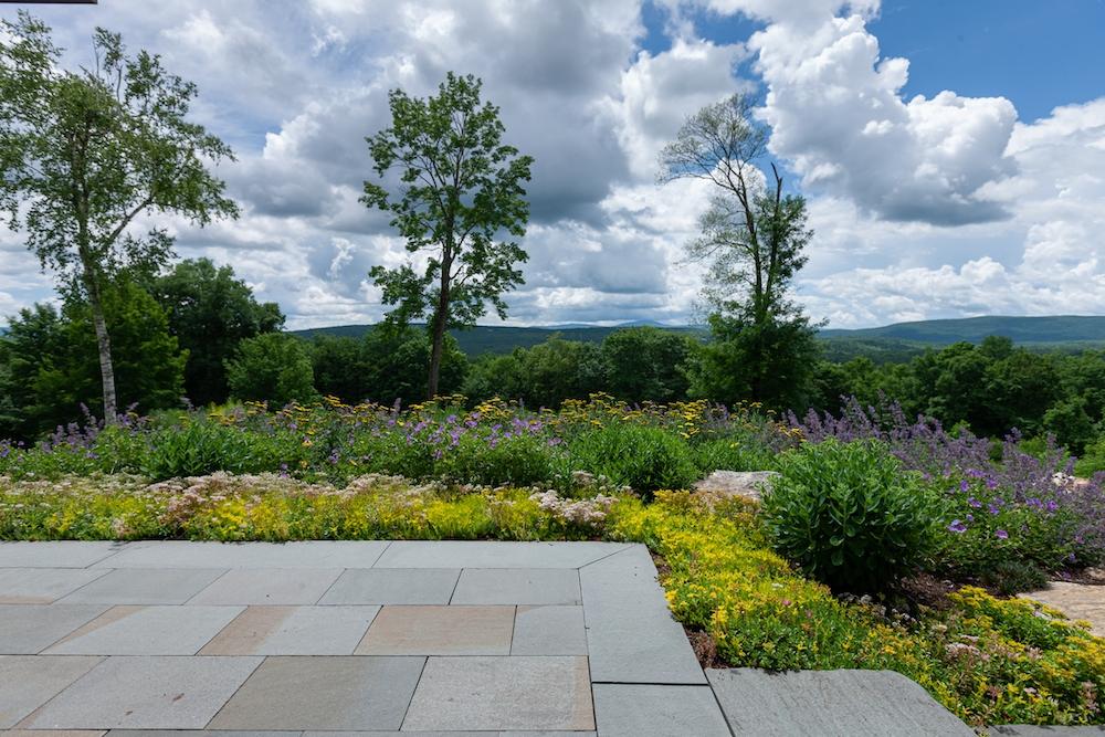 Rebekah Lamphere – Formal bluestone patio