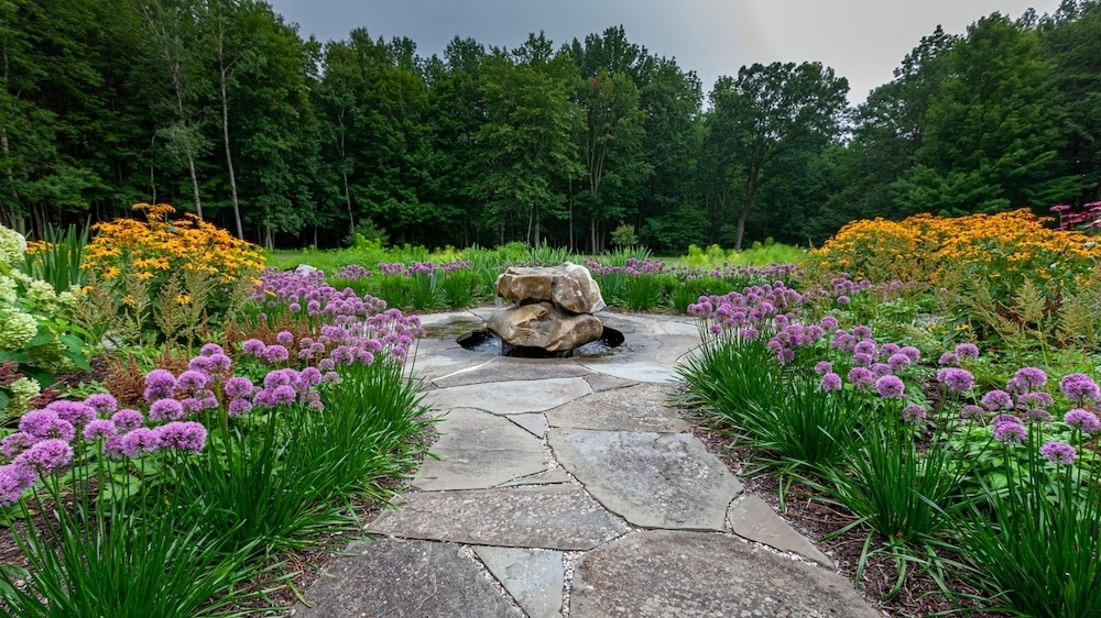 stone-water-feature