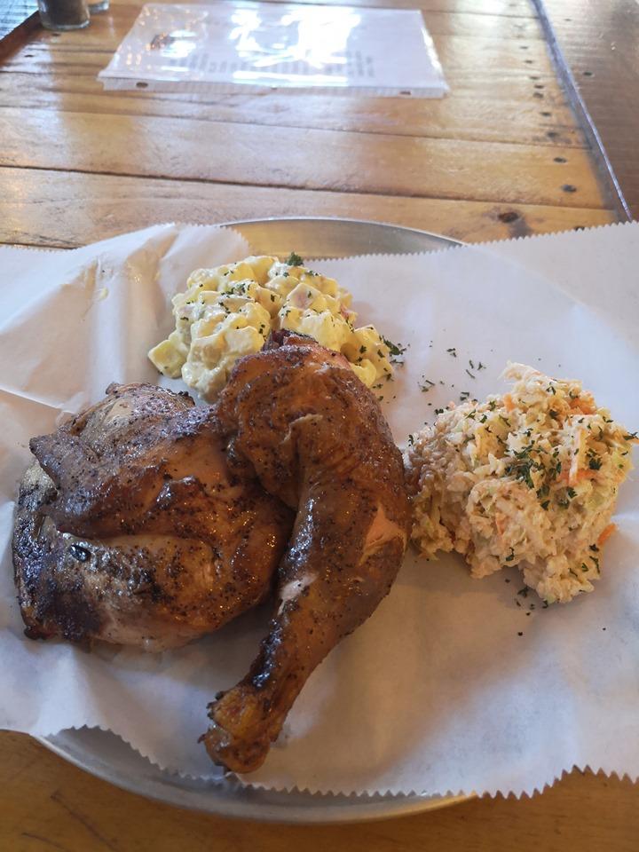buzzed chicken