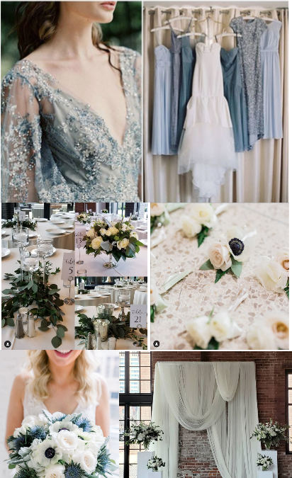 Pairing with your color palette – Part 1