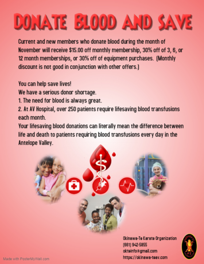 Donate Blood – Save Lives & Money