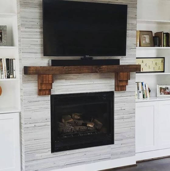 custom made mantles and corbels made anyway you like.