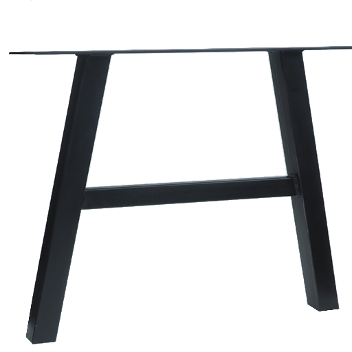 A Frame Table Base Angle