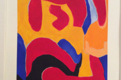 SWoP - Composition Red Yellow Black Blue