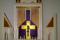 Wall Sculptures - Altar Open - 200w3.5dx16H