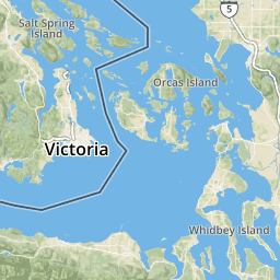 Washington: Seattle & Area North