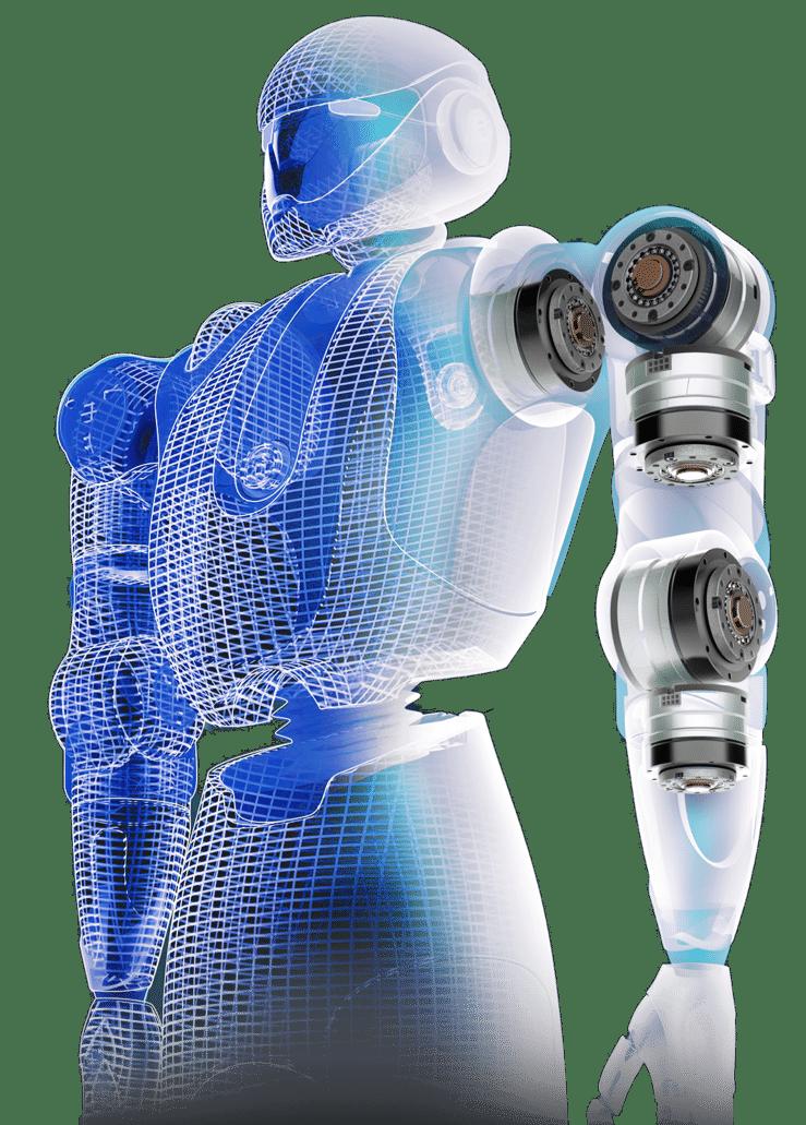 SCA Robot Joints for Cloud Robotics