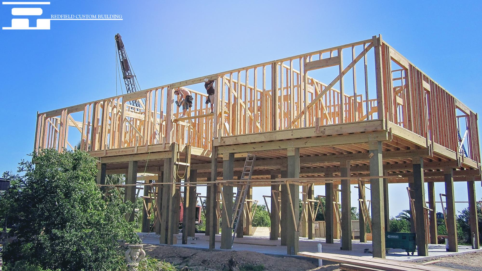 Galveston home builder and remodeling contractor