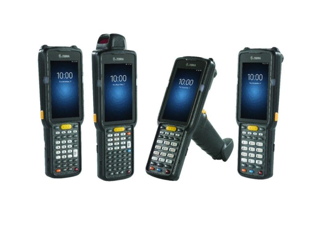 MC3300 Mobile Computer Lineup