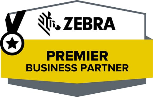 Zebra Premier Business Partner Badge