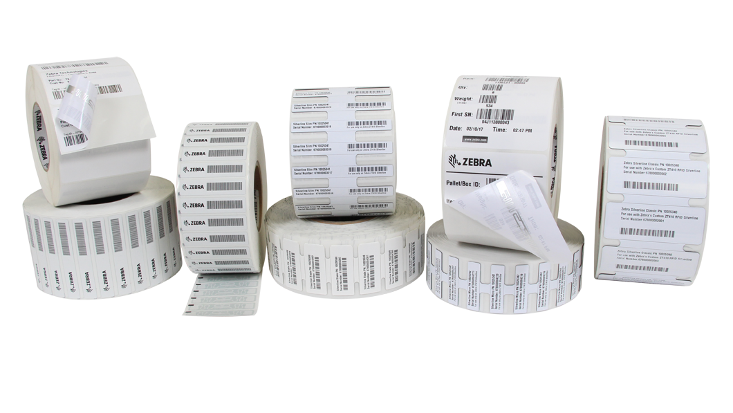 Zebra RFID Labels
