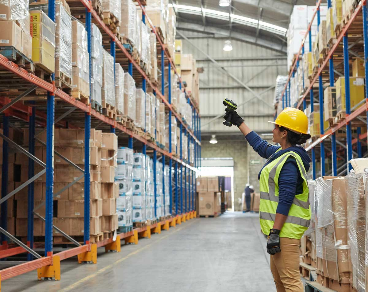 Manufacturing Warehouse Wireless Networking