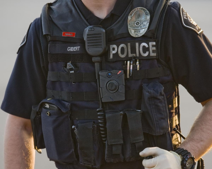 PDQ Vision officer body cam