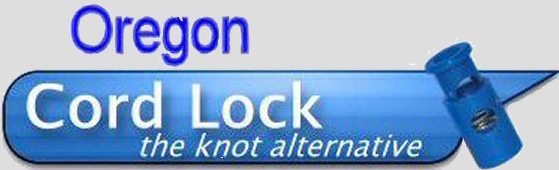 Oregon Cord Lock –  Cord Locks and Handi-bobs
